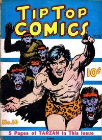 Cover Thumbnail for Tip Top Comics (United Features, 1936 series) #16