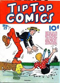 Cover for Tip Top Comics (United Feature, 1936 series) #v2#5 (17)