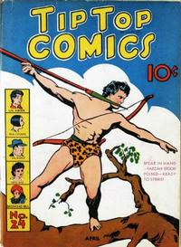 Cover Thumbnail for Tip Top Comics (United Features, 1936 series) #v2#12 (24)