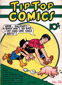 Cover Thumbnail for Tip Top Comics (United Features, 1936 series) #26