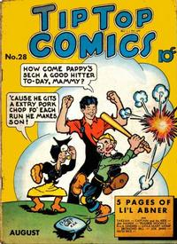 Cover Thumbnail for Tip Top Comics (United Feature, 1936 series) #v3#4 (28)
