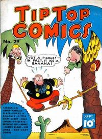 Cover Thumbnail for Tip Top Comics (United Features, 1936 series) #v3#5 (29)