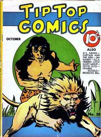 Cover Thumbnail for Tip Top Comics (United Features, 1936 series) #30