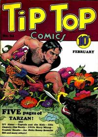 Cover Thumbnail for Tip Top Comics (United Features, 1936 series) #34