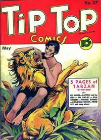 Cover Thumbnail for Tip Top Comics (United Features, 1936 series) #37