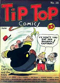 Cover Thumbnail for Tip Top Comics (United Feature, 1936 series) #38