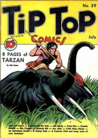 Cover Thumbnail for Tip Top Comics (United Feature, 1936 series) #39