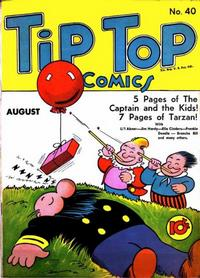 Cover Thumbnail for Tip Top Comics (United Features, 1936 series) #40