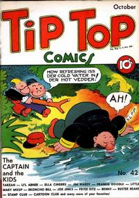 Cover Thumbnail for Tip Top Comics (United Feature, 1936 series) #42
