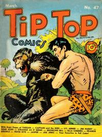 Cover for Tip Top Comics (United Feature, 1936 series) #47