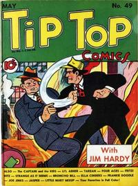 Cover Thumbnail for Tip Top Comics (United Features, 1936 series) #v5#1 (49)