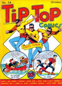 Cover Thumbnail for Tip Top Comics (United Feature, 1936 series) #v5#6 (54)