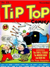 Cover Thumbnail for Tip Top Comics (United Feature, 1936 series) #v5#7 (55)