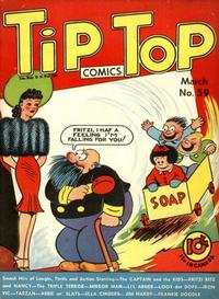 Cover for Tip Top Comics (United Feature, 1936 series) #v5#11 (59)