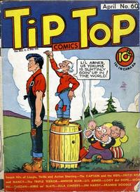 Cover Thumbnail for Tip Top Comics (United Feature, 1936 series) #v5#12 (60)