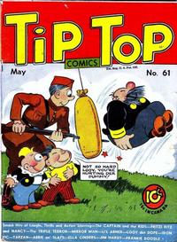 Cover Thumbnail for Tip Top Comics (United Feature, 1936 series) #v6#1 (61)