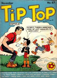 Cover Thumbnail for Tip Top Comics (United Feature, 1936 series) #67