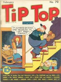 Cover Thumbnail for Tip Top Comics (United Feature, 1936 series) #v6#10 (70)