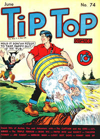 Cover Thumbnail for Tip Top Comics (United Feature, 1936 series) #v7#2 (74)
