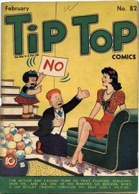 Cover Thumbnail for Tip Top Comics (United Feature, 1936 series) #v7#10 (82)