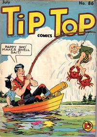 Cover for Tip Top Comics (United Feature, 1936 series) #v8#2 (86)