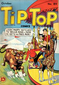 Cover for Tip Top Comics (United Feature, 1936 series) #v8#5 (89)