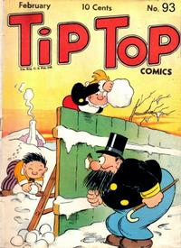 Cover Thumbnail for Tip Top Comics (United Feature, 1936 series) #v8#9 (93)