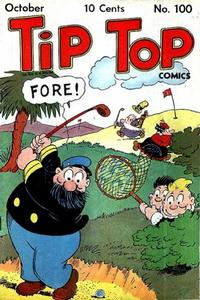Cover Thumbnail for Tip Top Comics (United Feature, 1936 series) #v9#4 (100)
