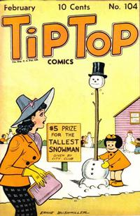 Cover Thumbnail for Tip Top Comics (United Feature, 1936 series) #104