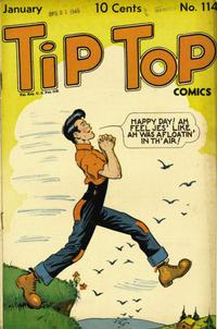 Cover Thumbnail for Tip Top Comics (United Feature, 1936 series) #v10#6 (114)