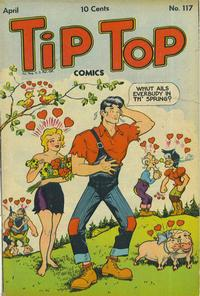 Cover Thumbnail for Tip Top Comics (United Feature, 1936 series) #v10#9 (117)