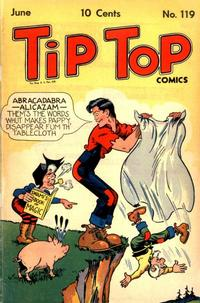 Cover Thumbnail for Tip Top Comics (United Feature, 1936 series) #v10#11 (119)