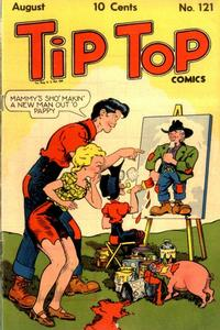 Cover Thumbnail for Tip Top Comics (United Feature, 1936 series) #v11#1 (121)