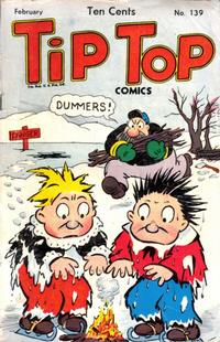 Cover Thumbnail for Tip Top Comics (United Feature, 1936 series) #v12#7 (139)