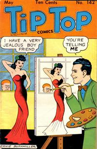 Cover Thumbnail for Tip Top Comics (United Feature, 1936 series) #v12#10 (142)