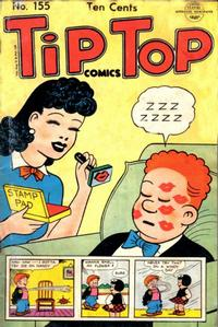 Cover Thumbnail for Tip Top Comics (United Feature, 1936 series) #155