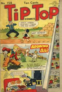 Cover Thumbnail for Tip Top Comics (United Feature, 1936 series) #158