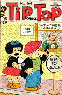 Cover Thumbnail for Tip Top Comics (United Feature, 1936 series) #164