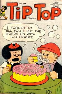 Cover Thumbnail for Tip Top Comics (United Feature, 1936 series) #168