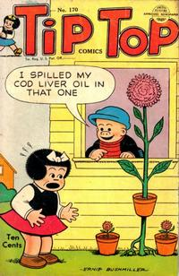 Cover for Tip Top Comics (United Feature, 1936 series) #170