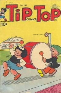 Cover Thumbnail for Tip Top Comics (United Feature, 1936 series) #181
