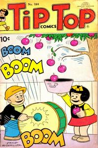 Cover for Tip Top Comics (United Feature, 1936 series) #184
