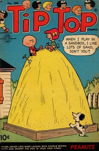 Cover for Tip Top Comics (United Feature, 1936 series) #186