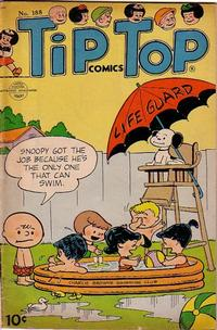 Cover Thumbnail for Tip Top Comics (United Feature, 1936 series) #188