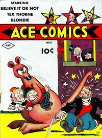 Cover Thumbnail for Ace Comics (David McKay, 1937 series) #2