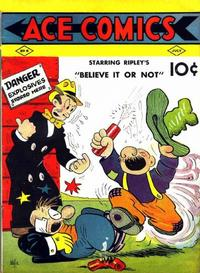 Cover Thumbnail for Ace Comics (David McKay, 1937 series) #4