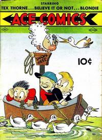 Cover Thumbnail for Ace Comics (David McKay, 1937 series) #6