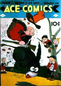 Cover Thumbnail for Ace Comics (David McKay, 1937 series) #11