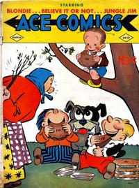 Cover Thumbnail for Ace Comics (David McKay, 1937 series) #12