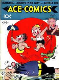 Cover Thumbnail for Ace Comics (David McKay, 1937 series) #16